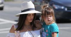 Jenna Dewan Tatum Daughter Everly Farmers Market Photos Long