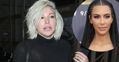 Kim kardashian makeup artist joyce bonelli