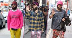 Jared Leto's Top 10 Craziest Outfits