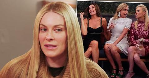 RHONY's Leah McSweeney May Leave Show If Network Doesn't Pay Up