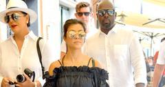 Family time for Kourtney Kardashian, daughter Penelope, Kris Jenner and Corey Gamble