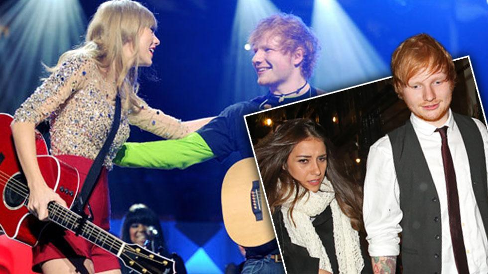 Ed sheeran girlfriend taylor swift 10