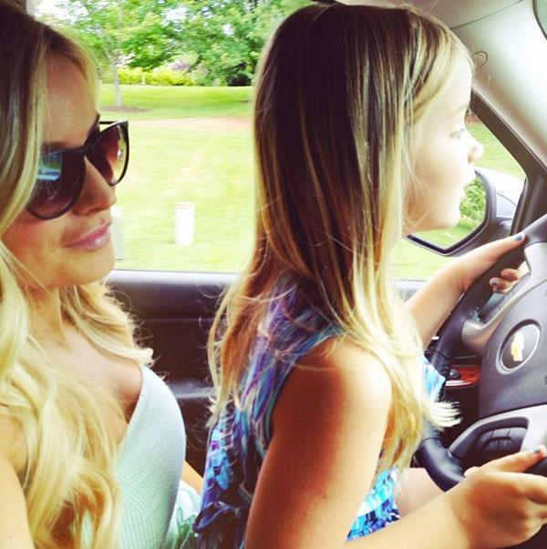 Ashley Maynard Ricki Driving