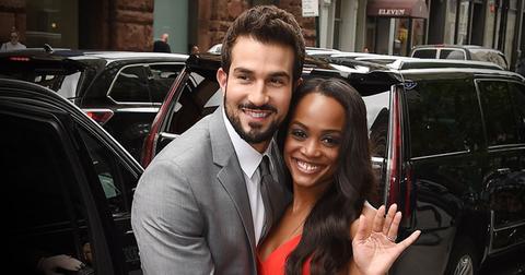 Rachel Lindsay With Bryan Abasolo