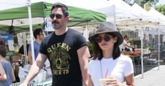 Jenna Dewan & BF Steve Kazee