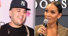Rob Kardashian And Evelyn Lozada Exchange Lewd Tweets PP