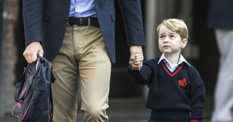 Prince George First Day Of School Details herow