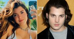 harry brant younger sister lily brant tribute death