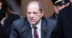 Harvey Weinstein Reportedly Being Filmed Around The Clock While In Jail