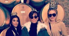 Kris jenner gathers family to support khloe amidst tristan cheating scandal hero