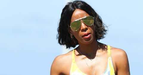 *EXCLUSIVE* Kelly Rowland is Bootylicious in Sydney