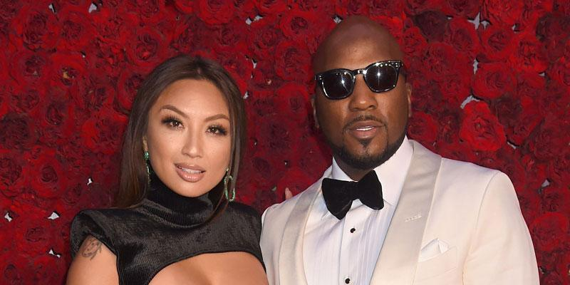 Jeannie Mai And Jeezy On Red Carpet