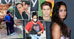 //demi lovato max ehrich split everything we know pf
