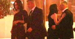 courteney cox matt leblanc kissing