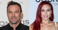 Brian Austin Green and Sharna Burgess
