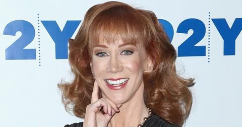 Kathy Griffin In Conversation with Joy Reid
