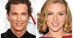 Scarlett Johansson and Matthew McConaughey2