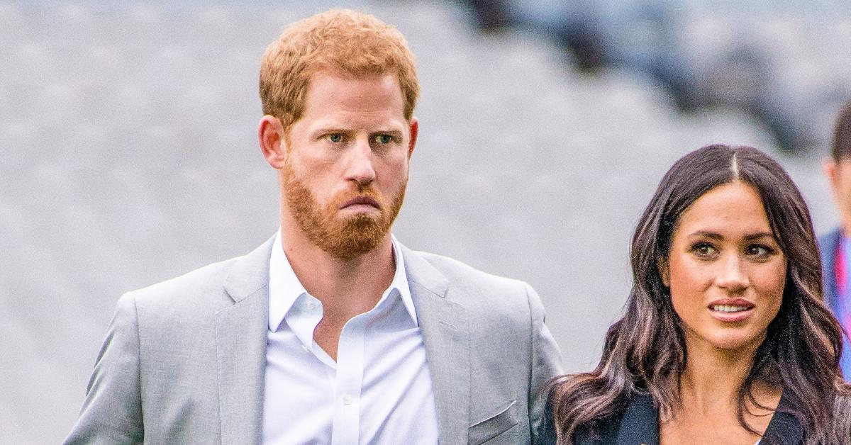 Meghan Markle And Prince Harry 'Quit Social Media' After Months Of 'Abuse' From Online Trolls