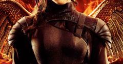 Jennifer lawrence mockingjay poster