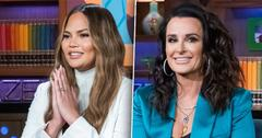 Kyle Richards Chrissy Teigen RHOBH PP
