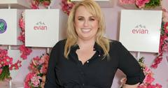 Rebel Wilson Poses At Event Weight Loss