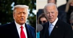 donald trump tradition president joe biden generous letter oval office white house
