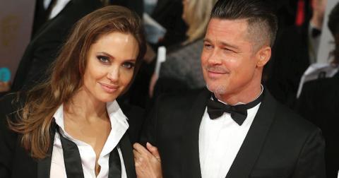 Angelina jolie marital issues brad pitt vogue magazine