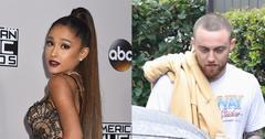 Ariana grande talks toxic relationship following split from mac miller
