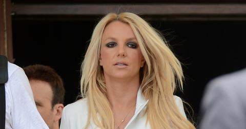 Britney Spears Wants To Remove Her Father As Conservator