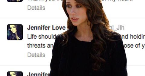 Jennifer Love Hewitt Twitter Threats 1