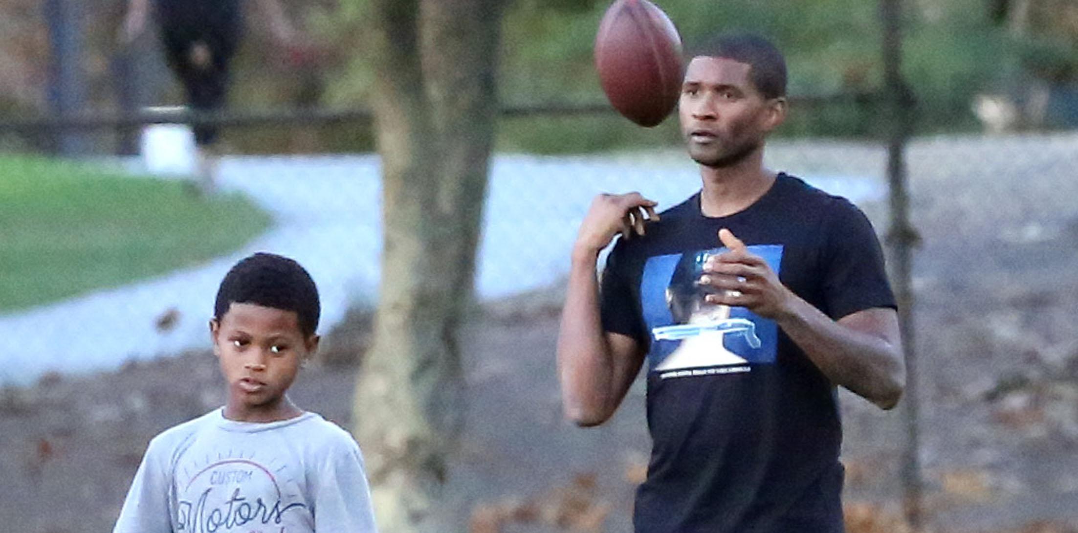 Usher sti scandal