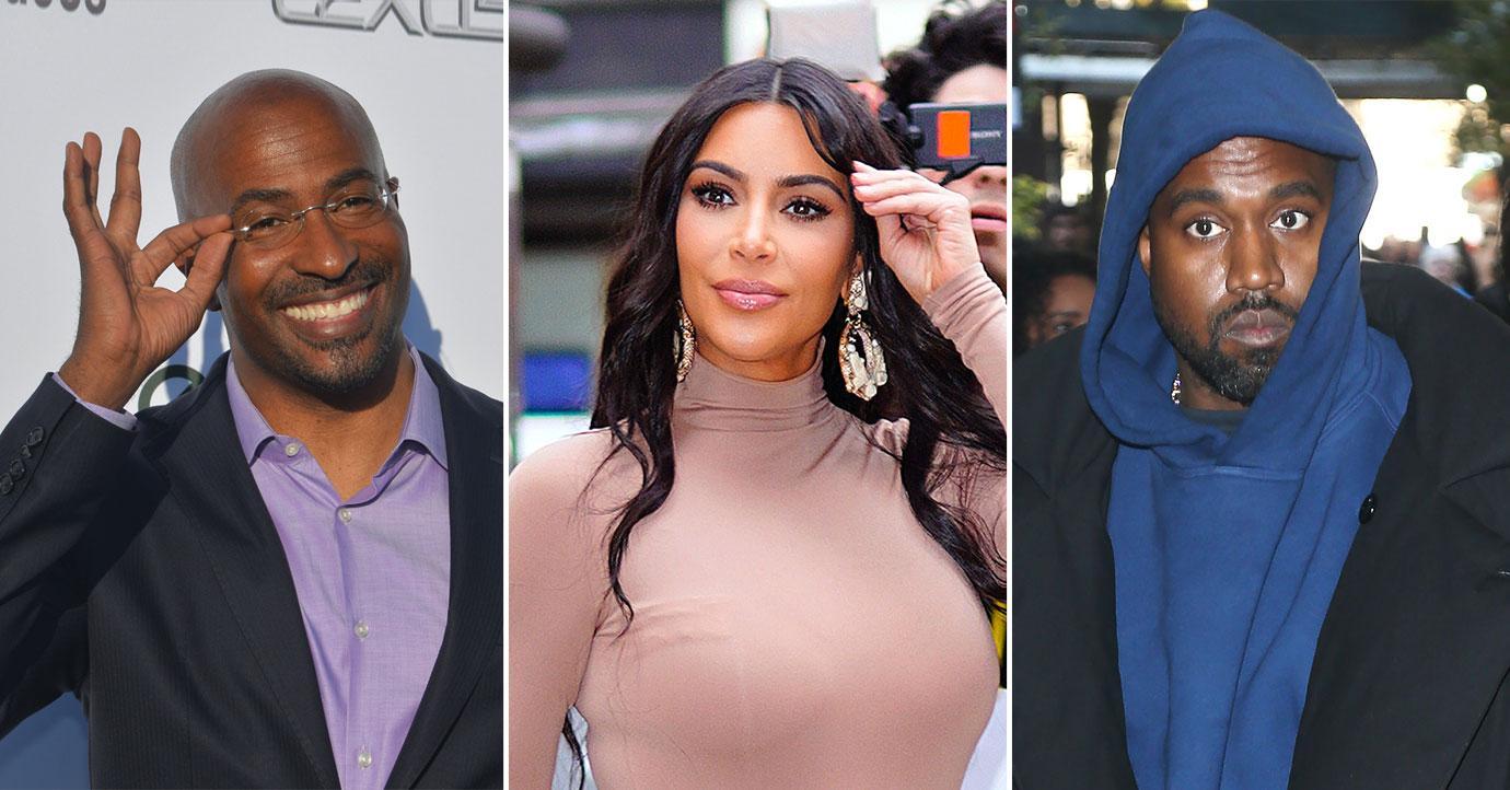 Kanye West 'Insanely Jealous' Of Kim Kardashian's Relationship With Van Jones As Divorce Drama Rages On