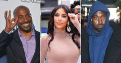 Kanye West 'Jealous' Of Kim Kardashian's Relationship With Van Jones As Divorce Drama Rages On