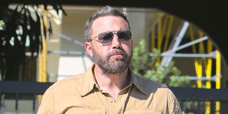 Ben affleck post pic