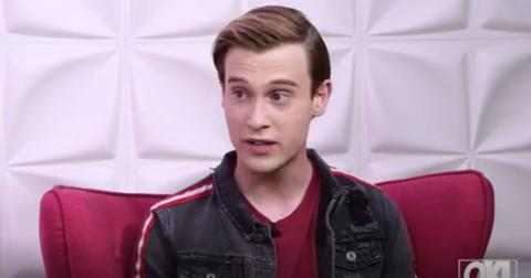 Hollywood medium tyler henry readings can be physically painful video pp
