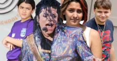 Michael jackson kids death anniversary paris blanket prince splash 10