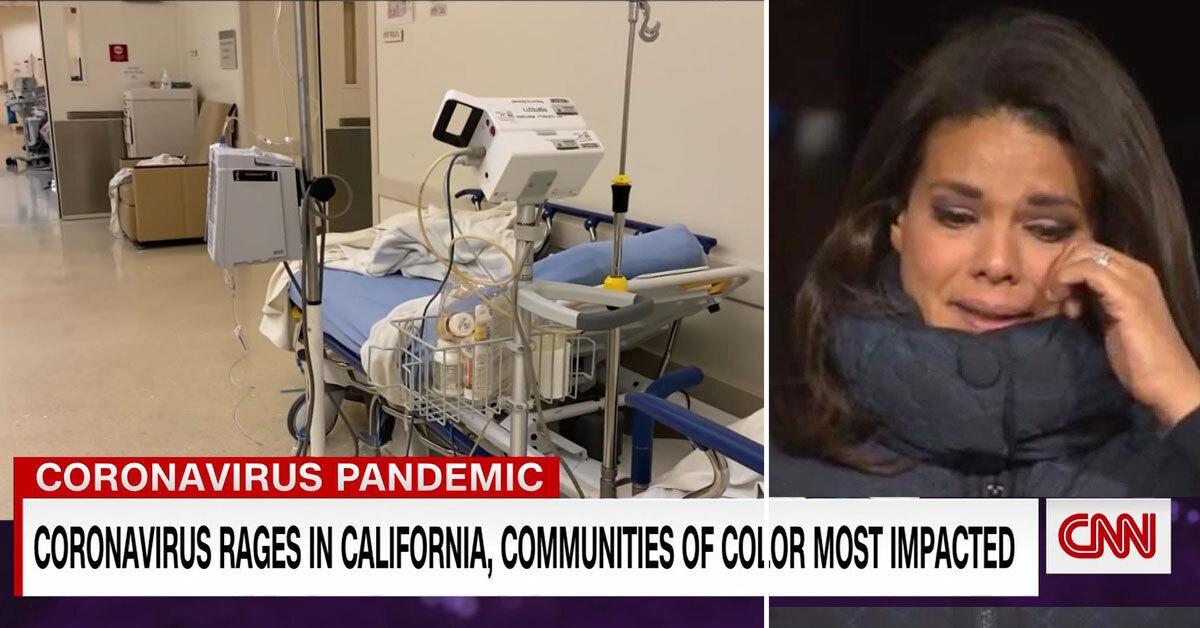 cnn correspondent sara sidner break down covid  reporting twitter reactions pf