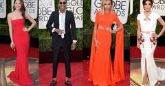 Golden Globes Arrival 2016