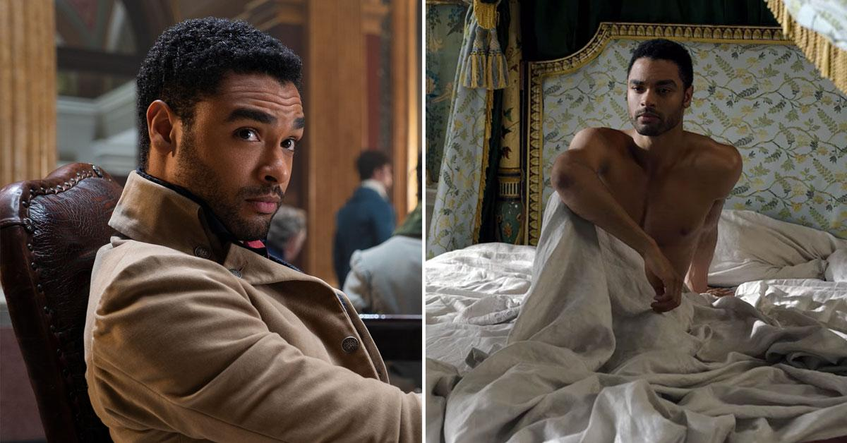 Bridgerton's Regé-Jean Page Bares All On Screen — And We Can't Get Enough! See The Sexy Photos
