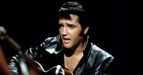 elvis presley the searcher film review pp