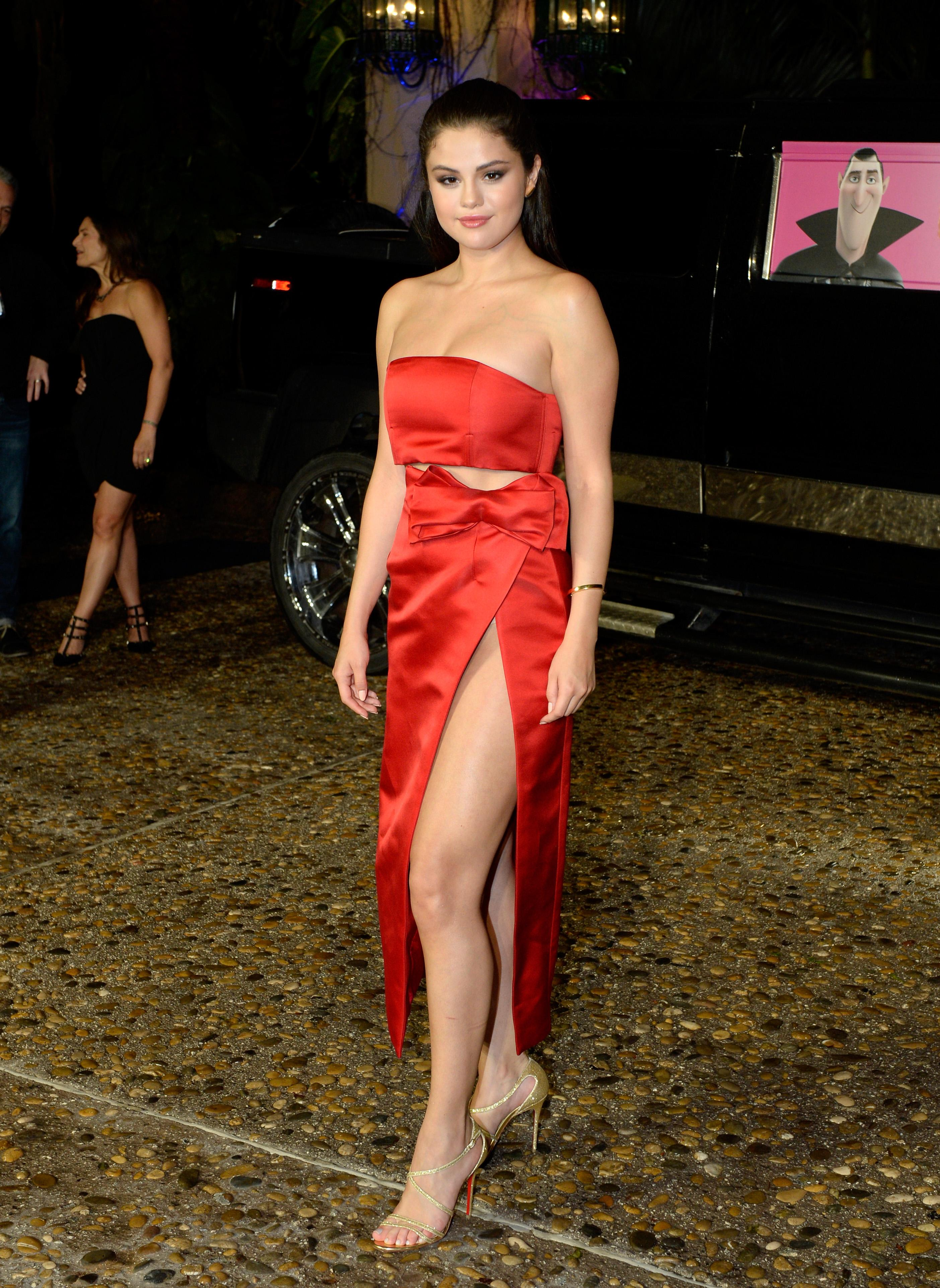Selena Gomez Flaunts Fit Figure One Month After Being Fat ...