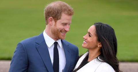 prince harry meghan markle wedding date venue pp