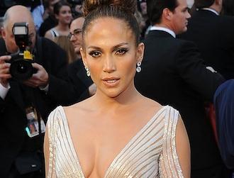 Jennifer Lopez Suffers Wardrobe Malfunction In Nearly Nude