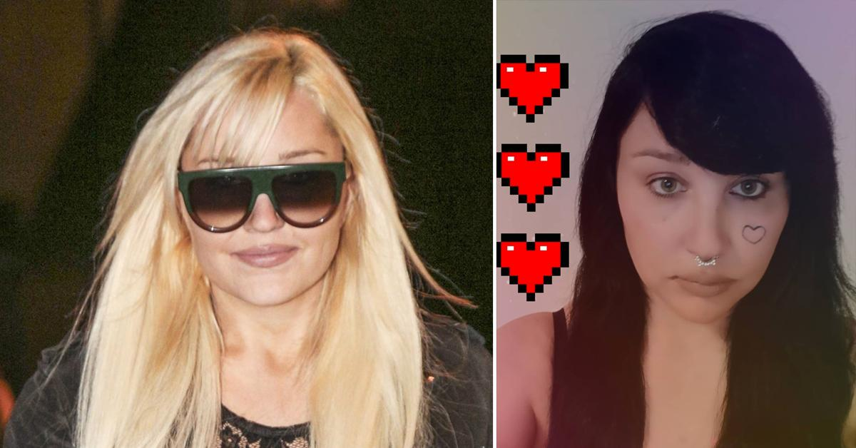 Amanda Bynes Switches Instagram Account To Public To Debut Rare Selfie, Rap Lyrics — See The Post