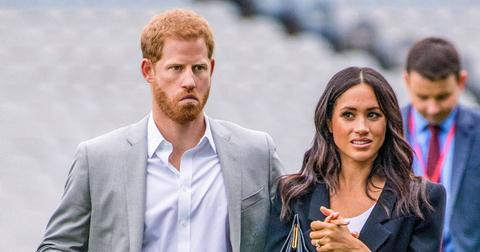 Prince Harry and Meghan Markle Paparazzi neighboors