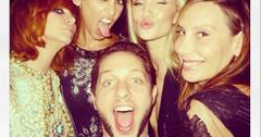 Nicole Richie Rosie Huntington Whiteley Derek Blasberg