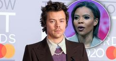 Harry Styles Reignites Feud With Candace Owens, 'Bring Back Manly Men'