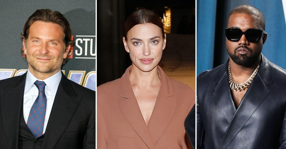 bradley cooper hopes irina shayk kanye west romance fizzles out quickly daughter lea
