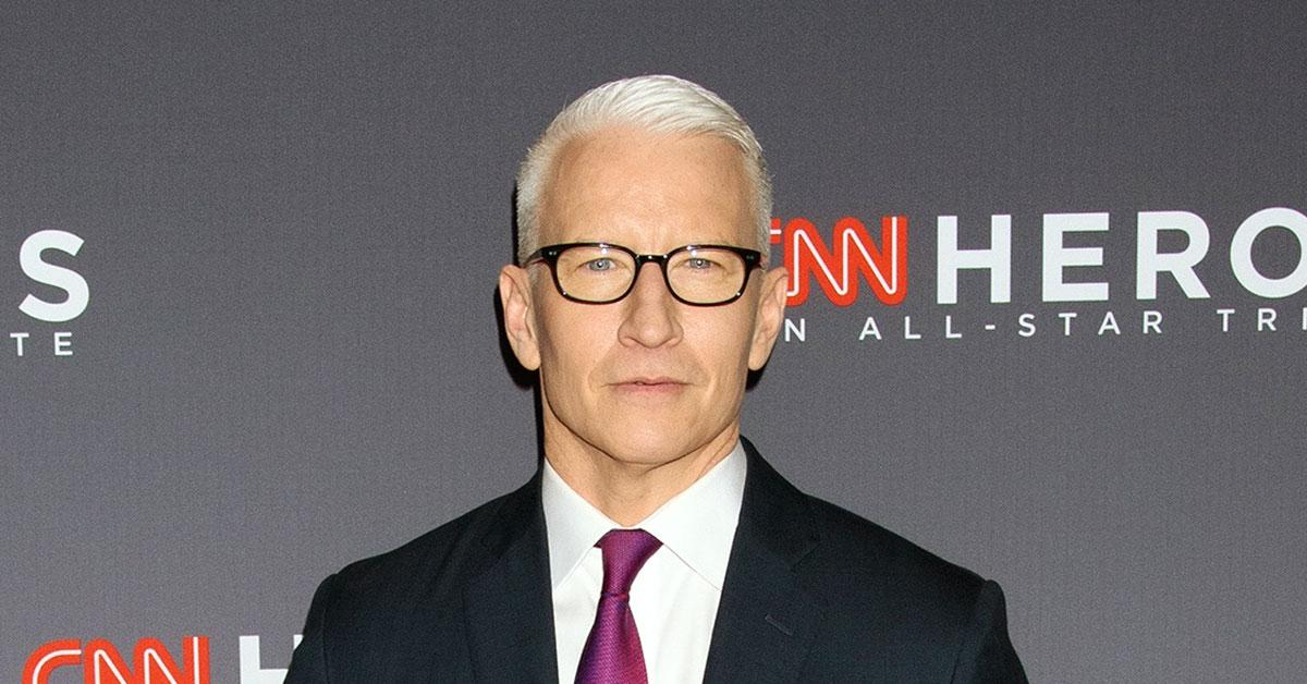 Anderson Cooper Bravely Confesses When He 'Embraced' His Sexuality