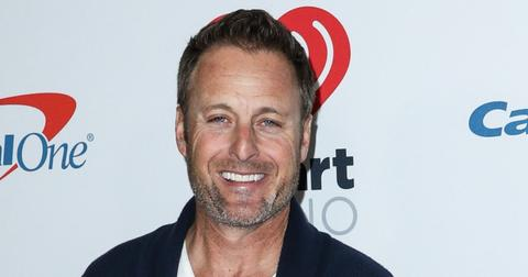 Chris Harrison Wearing Shirt